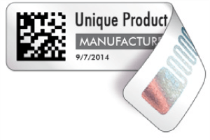 Barcode software supports encoding data into RFID label