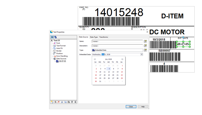 Free Barcode & Labeling Software | BarTender by Seagull